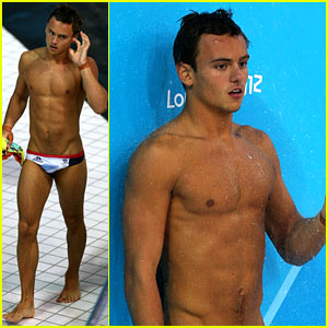 British Diver Tom Daley Misses Out on Olympic Medal