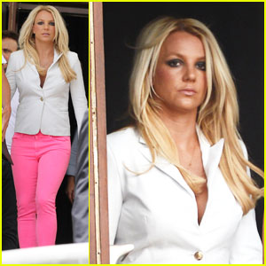 spears jeans tight Britney skin