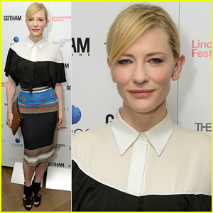 Cate Blanchett: 'Gotham' Magazine Celebration!