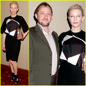 Cate Blanchett: 'Uncle Vanya' Photo Call with Andrew Upton!
