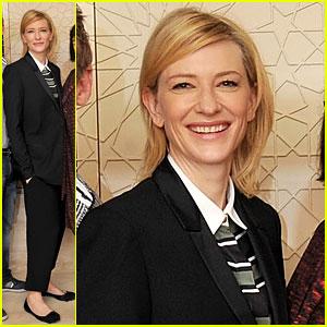 Cate Blanchett: 'Uncle Vanya' Photo Call!