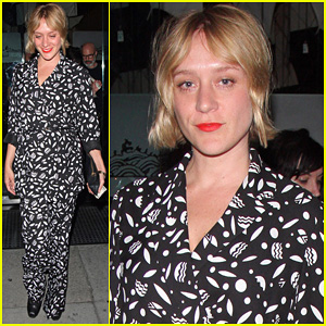 Chloe Sevigny: Mr. Chow Chic!
