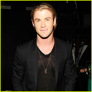 Chris Hemsworth - Teen Choice Awards 2012 Winner