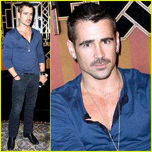 Colin Farrell: 'Total Recall' Paris Photo Call!