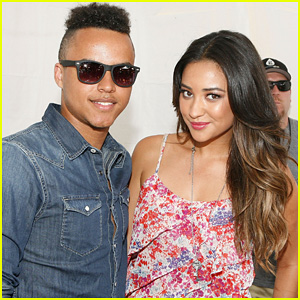 Connor Cruise: 'Live Your Life' Launch with Shay Mitchell!