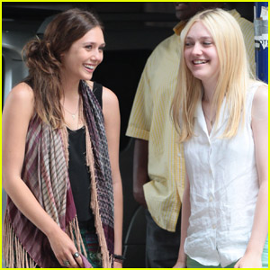 Elizabeth Olsen Addresses '50 Shades of Grey' Rumors