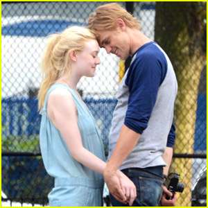 Dakota Fanning: 'Very Good Girls' with Boyd Holbrook