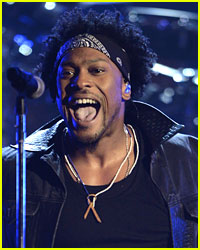 D'Angelo Makes First Televised Appearance in 12 Years