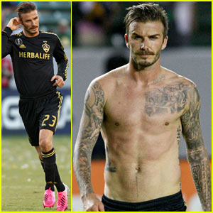David Beckham: Starring Role in Olympics Opening Ceremony?