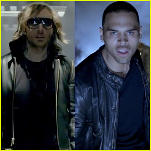 David Guetta &#038; Chris Brown: 'I Can Only Imagine' Video Premiere!