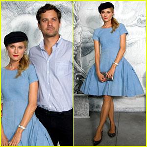 Diane Kruger & Joshua Jackson: Chanel Couple!
