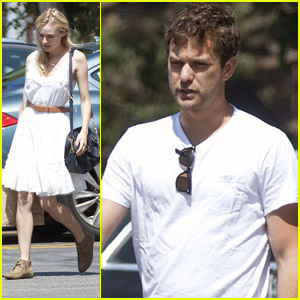 Diane Kruger & Joshua Jackson: Gelson's Grocery Shoppers