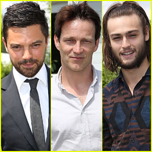 Dominic Cooper & Douglas Booth: Audi International Polo Match!