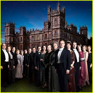 'Downton Abbey' Season 3 Cast Photo - First Look!