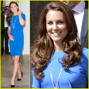 Duchess Kate: Aiming High Exhibit!