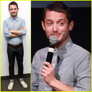 Elijah Wood on 'The Hobbit': Everything Feels Bigger!