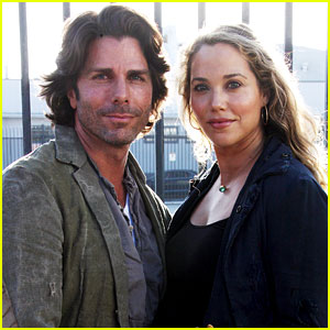 Elizabeth Berkley Welcomes Baby Boy!