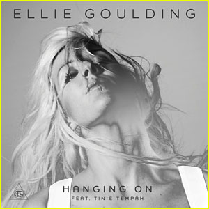 Ellie Goulding's 'Hanging On' Feat. Tinie Tempah - Listen Now!