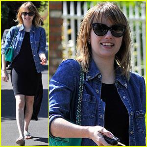 Emma Roberts: New Pinterest User!