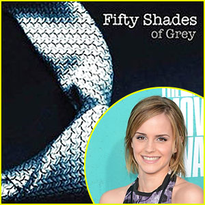 Emma Watson In Talks for '50 Shades of Grey' Movie?