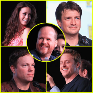 'Firefly' 10-Year Reunion at ComicCon!
