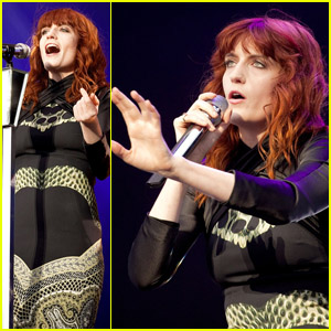 Florence + The Machine: T in the Park 2012 Performance!