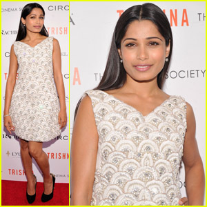 Freida Pinto: 'Trishna' New York City Screening!