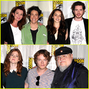 'Game of Thrones' Takes Over Comic-Con 2012!