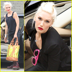 Gwen Stefani: Behind the Scenes of 'Settle Down'!