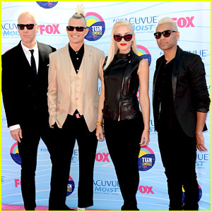 Gwen Stefani &#038; No Doubt - Teen Choice Awards 2012