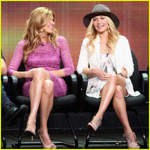 Hayden Panettiere & Connie Britton: 'Nashville' Panel at TCAs