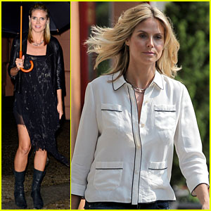 Heidi Klum: 'Project Runway' Premiere Ratings Down