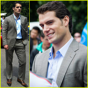Henry Cavill: Goodwood Festival of Speed!