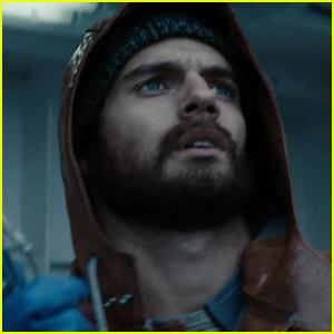 Henry Cavill's 'Man of Steel' Teaser Trailer - Watch Now!