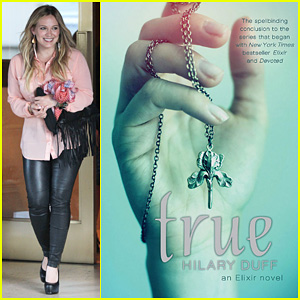 Hilary Duff: 'True' Cover Art Revealed!
