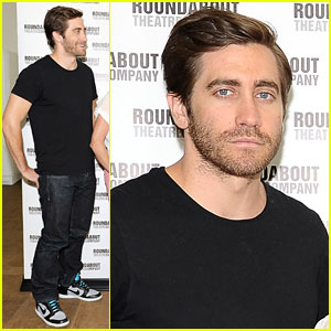 Jake Gyllenhaal: 'If There Is I Haven't Found It Yet' Photo Call!