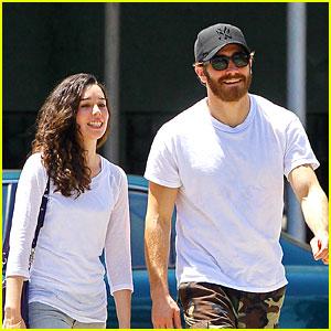 Jake Gyllenhaal: Soho Saturday with Mystery Gal!
