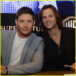 Jared Padalecki &#038; Jensen Ackles: 'Supernatural' at Comic-Con!