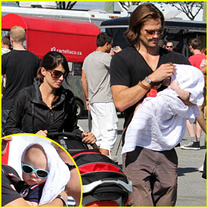 Jared Padalecki: Food Festival with Genevieve & Thomas!
