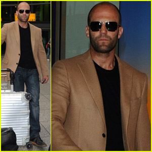 Jason Statham: Hello, London!