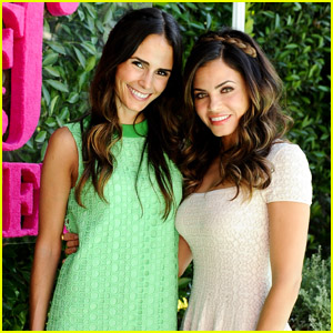 Jenna Dewan & Jordana Brewster: JustFab Pool Party!