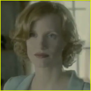 Jessica Chastain: New 'Lawless' Clip - Watch Now!