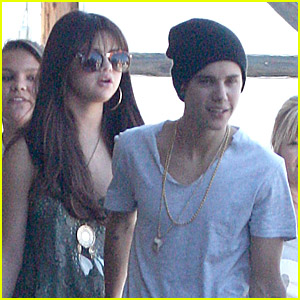 Justin Bieber & Selena Gomez: Sushi Dan's Lunch!