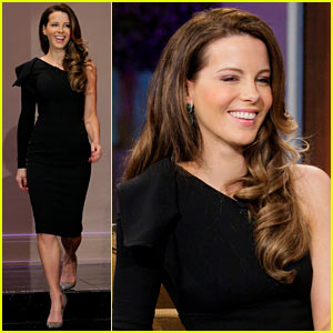 Kate Beckinsale: 'Tonight Show' Appearance!