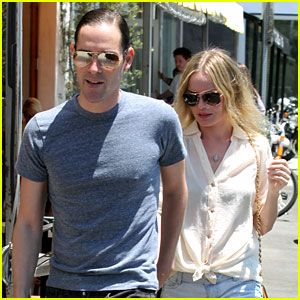 Kate Bosworth & Michael Polish: Melrose Mates!
