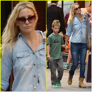 Kate Hudson: Shopping Day with Ryder!