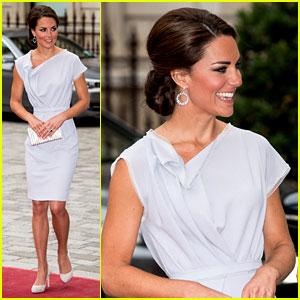 Duchess Kate: Creative Industries Reception!
