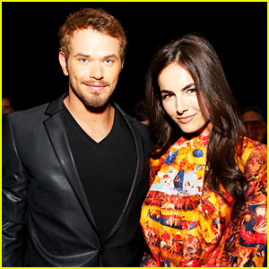 Kellan Lutz & Camilla Belle: 'Love Is All You Need' Stars?