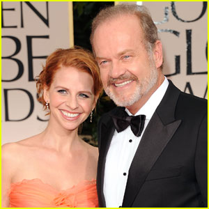 Faith Grammer: Kelsey Grammer & Kayte Walsh's Newborn Daughter!