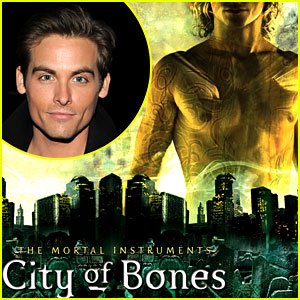 Kevin Zegers: Alec in 'Mortal Instruments' (Exclusive)